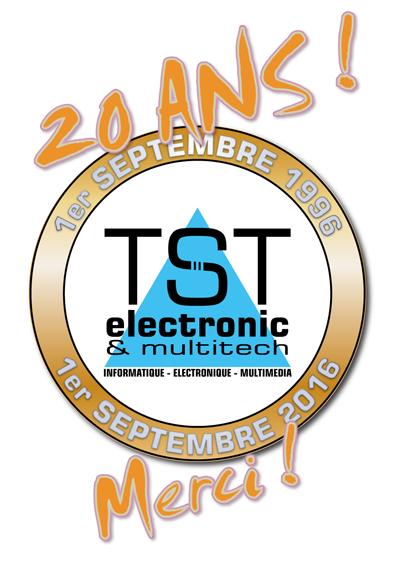 TST fête ses 20 ans ! Grâce à vous !